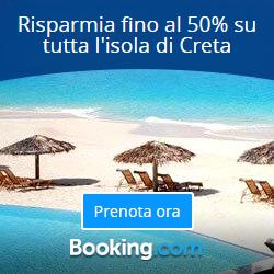 Prenota a Creta al miglior prezzo con Booking.com