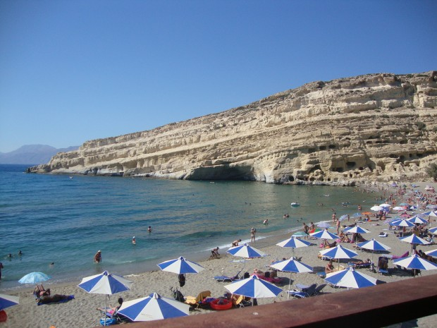 Spiagge di Creta Matala
