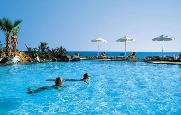 Elixir Thalasso Spa crete grecotel Piscina esotica hotel di lusso creta