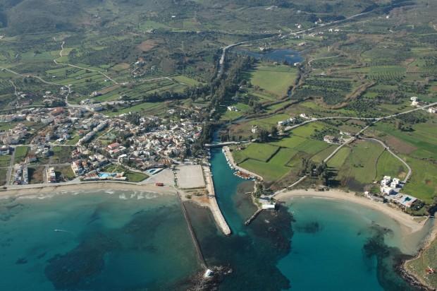 Flora e fauna di Creta: Georgioupoli e il lago di Kourna