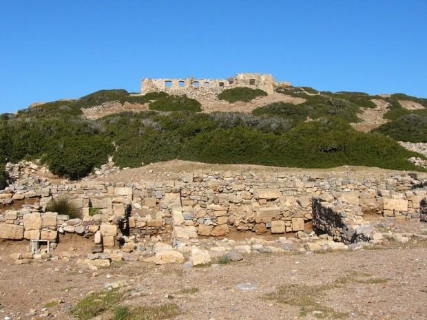 Itanos Creta rovine immersioni