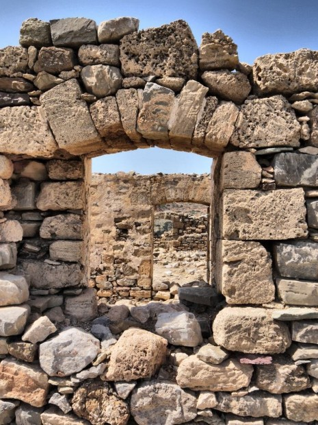 Itanos Creta rovine minoiche immersioni