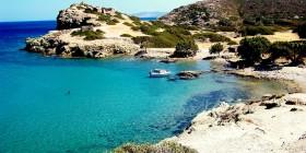 Itanos Creta spiaggia