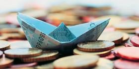 barchetta tra gli euro