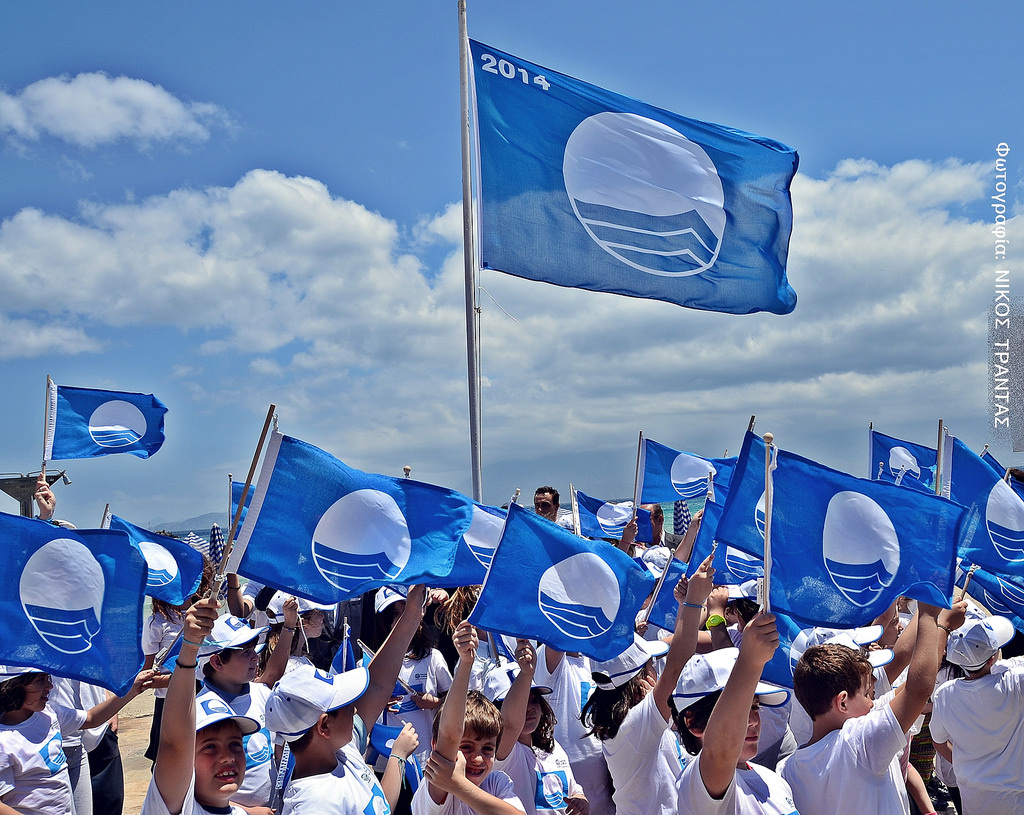 Creta, 105 spiagge premiate con la Bandiera Blu nel 2014