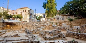 Chania Sito archeologico antica Cydonia