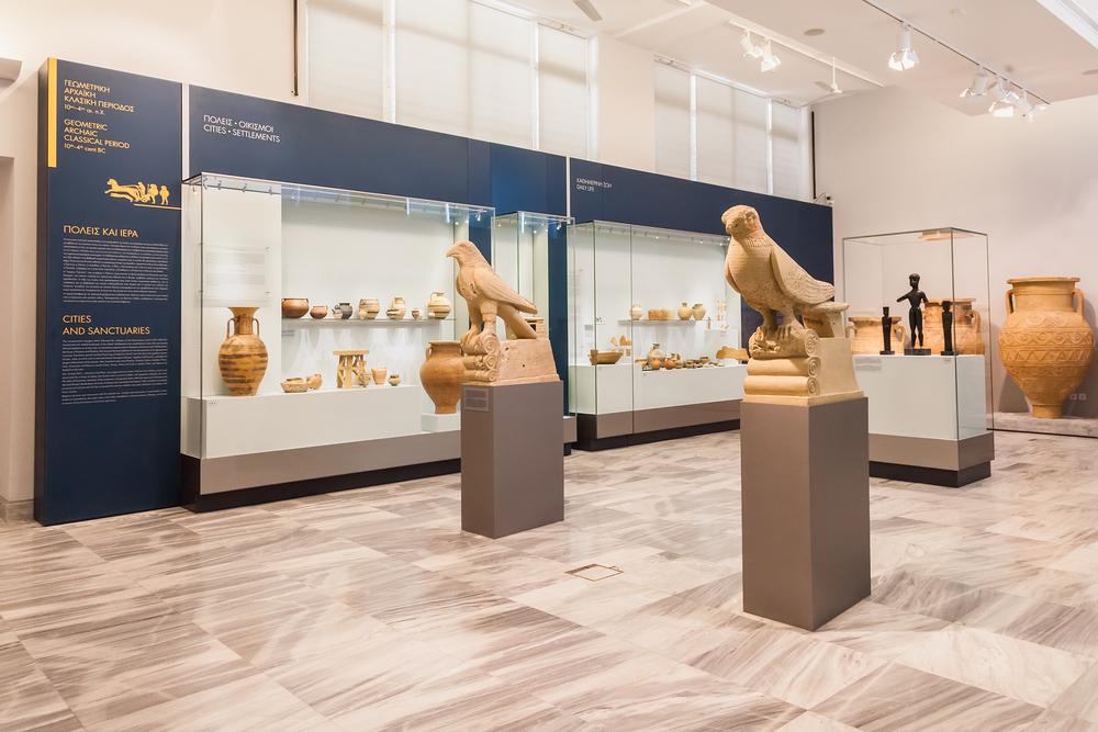 musei archeologici creta