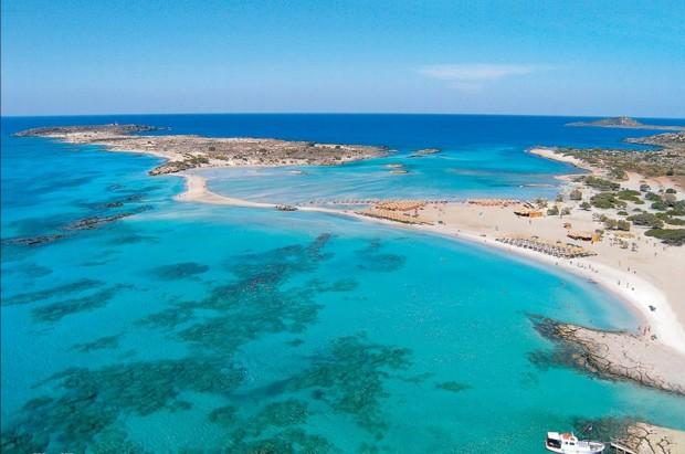 Creta Elafonissi spiagge