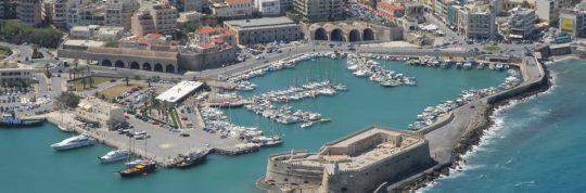 A Creta in aereo, ma anche in nave: dal Pireo a Heraklio o Chania