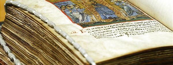 manoscritto benedizione