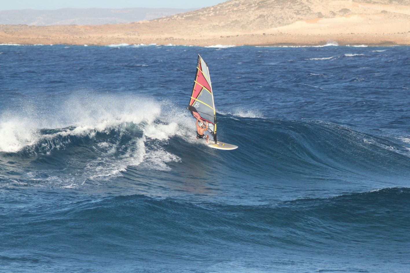 Fare Windsurf e Kitesurf a Creta