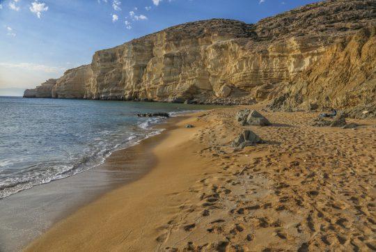 Nudismo e naturismo, a Creta si può
