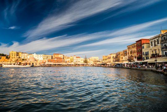 Italiani a Creta