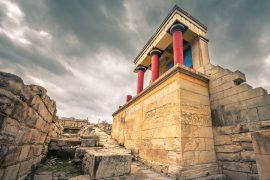 storia e monumenti di creta