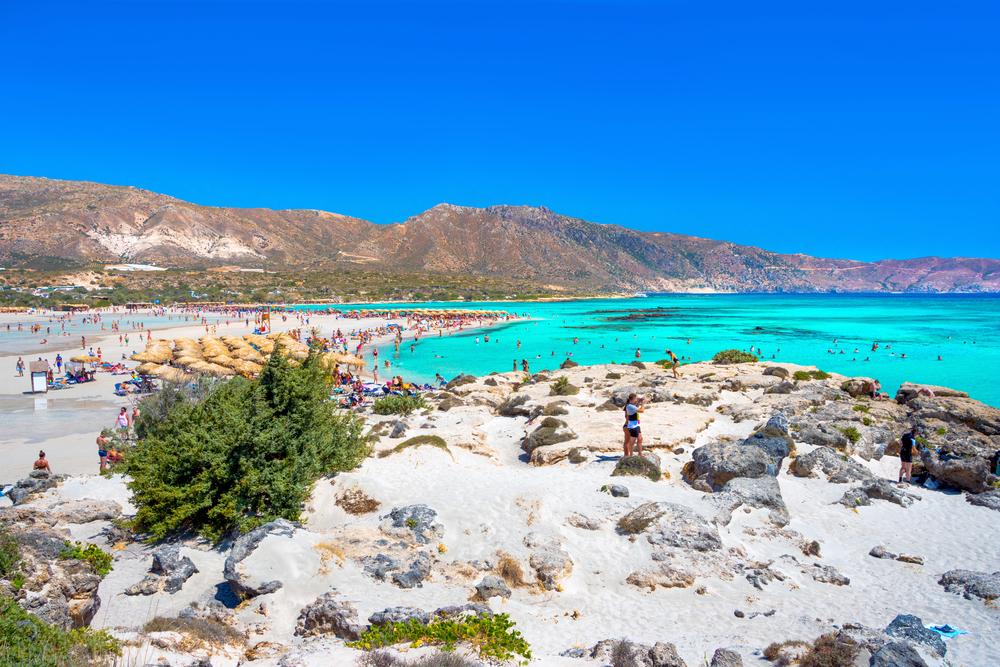 Elafonisi spiaggia