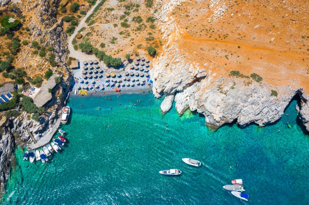 Marmara spiaggia creta