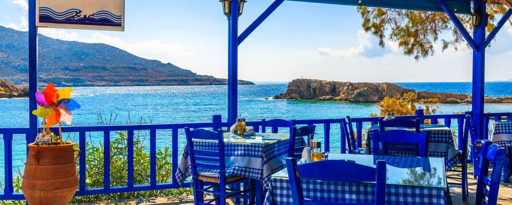 I ristoranti più conosciuti per la cucina tipica di Creta