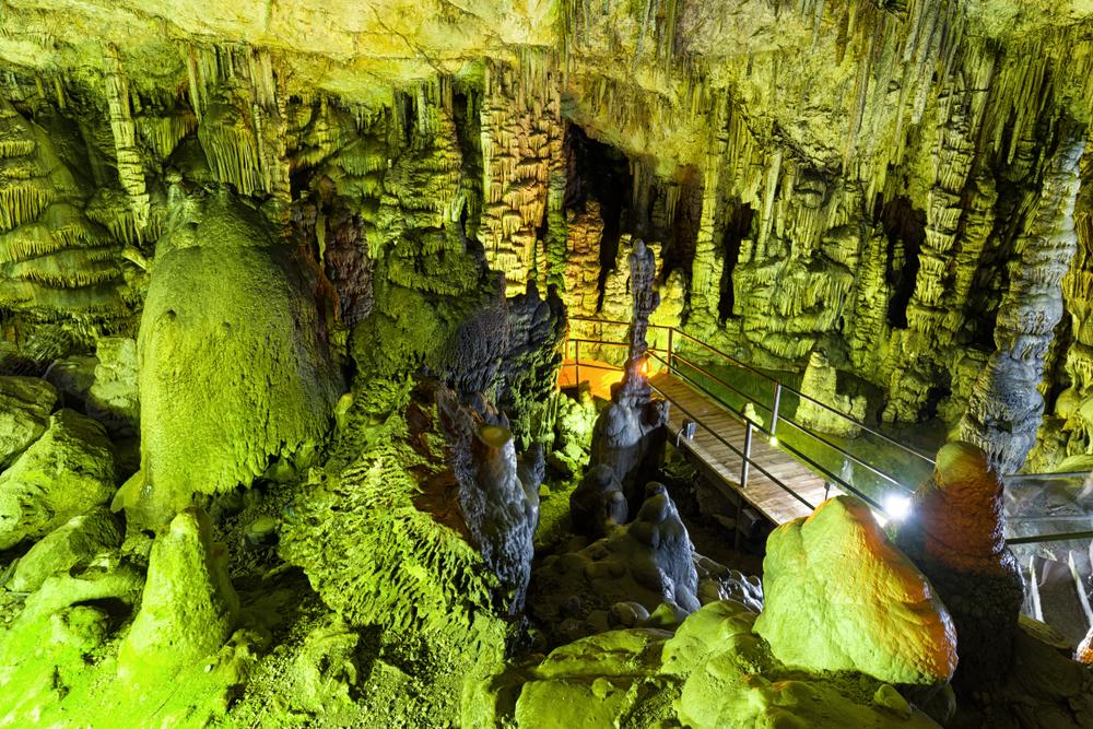 grotta di Psychro