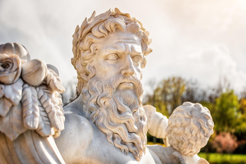 statua zeus